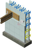 ICF Ledger Board Attachment